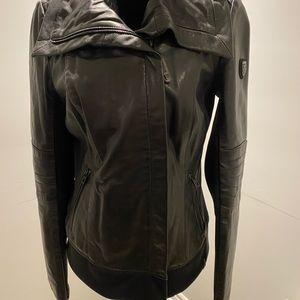 Brand new w/o tags Rudsak leather jacket sz medium